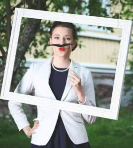 Kuulin, että blogissa pitäisi olla laadukkaita kuvia.